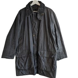 BARBOUR Vintage BORDER Jacket